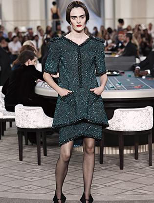 Фото №50 - Неделя Высокой моды в Париже: Chanel FW2015/16