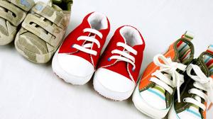 Фото №2 - Первая обувь для малыша