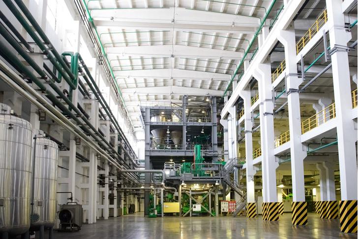 Фото №2 - Как это устроено: путешествие на завод по производству автомобильных шин