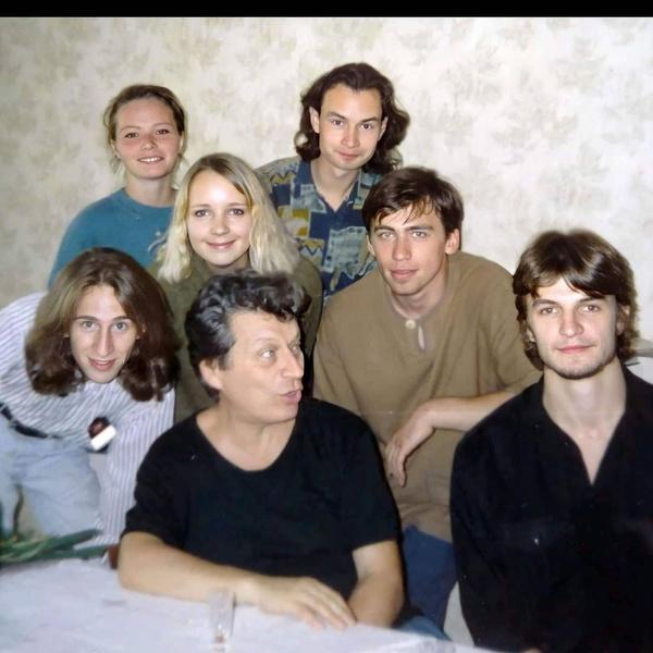 Оскар Кучера: студенческое фото, отношение к Дане Милохину