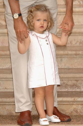 Фото №29 - Принцесса Леонор: история будущей королевы Испании в фотографиях