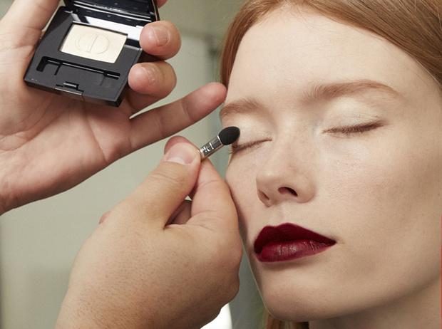 Фото №6 - Как повторить макияж с показа Dior Pre-Fall'16