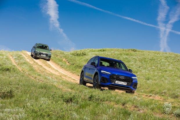 Фото №4 - Audi представили обновленные Audi Q5 и Audi SQ5