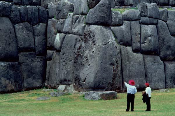 Фото №1 - Говорящие камни Куско