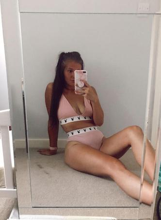 Фото №6 - Девушка набрала 44 кг за беременность: как ей удалось похудеть