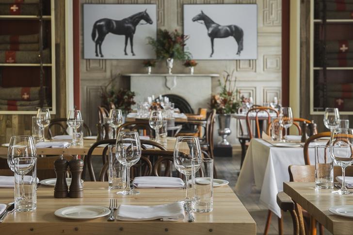Фото №1 - Ресторан Saxon + Parole объявил о специальном предложении в честь новогодних каникул