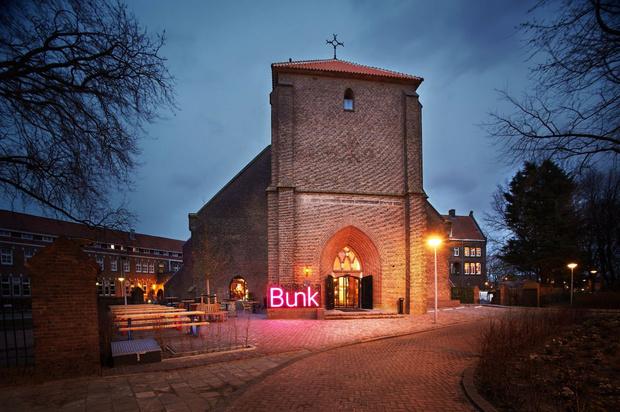Фото №9 - Отель в здании старой церкви в Амстердаме