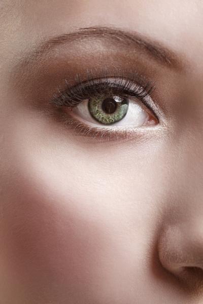 макияж для светлой кожи и зеленых глаз