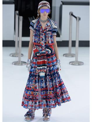 Фото №5 - Неделя моды в Париже: показ Chanel