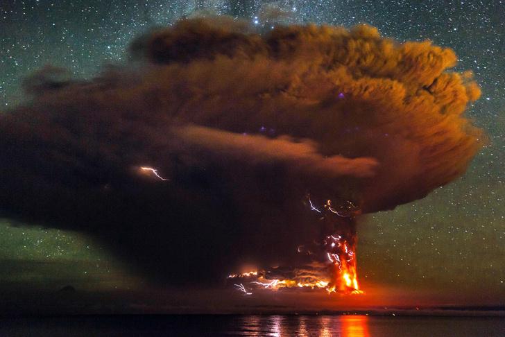 Фото №1 - Извержение Кальбуко