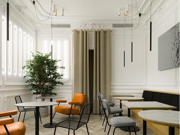 Фото №8 - Кофейня в бывшем доходном доме в Саратове