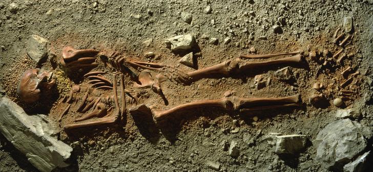 Фото №7 - Жилье, святилище, могила: как первобытные люди использовали пещеры