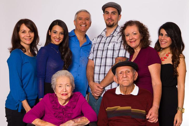 Фото №1 - Названа этническая группа, стареющая медленнее других