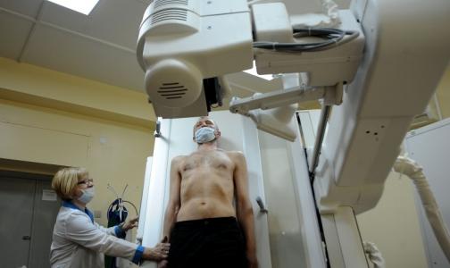 Фото №1 - Петербуржцы болеют туберкулезом втрое реже, чем 20 лет назад