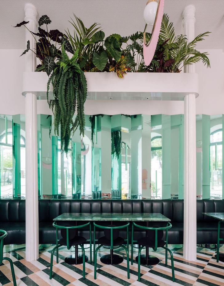 Фото №2 - Неоновые огни: ресторан Lulu в Лиссабоне