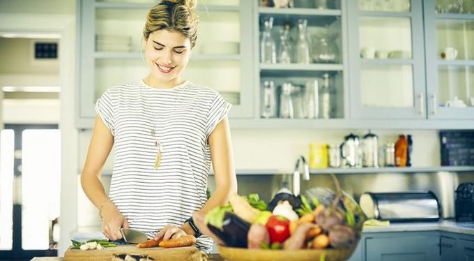 Привычка питаться правильно: как уговорить организм есть то, что полезно?