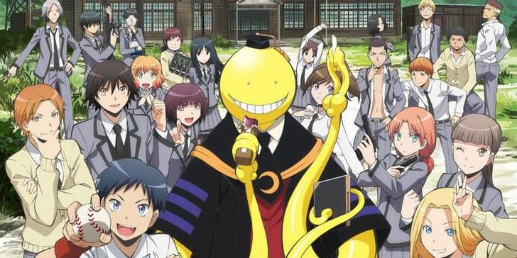 Фото №18 - Топ-20 лучших аниме про школу 🤩