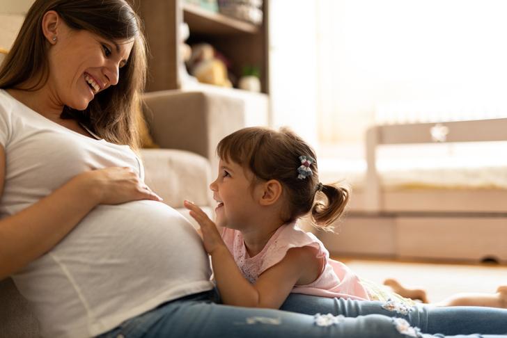 Как полюбить второго ребенка как первого