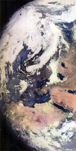 Фото №2 - Вершины, уходящие в космос