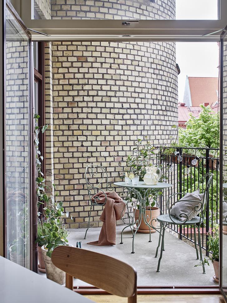 Фото №5 - Квартира творческой пары в Стокгольме