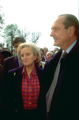 Фото №20 - Первые леди Франции: от Ивонны де Голль до Карлы Бруни-Саркози