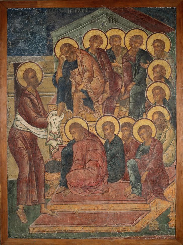 Фото №3 - Экспозиция «Калязин. Фрески затопленного монастыря» в МУАРе