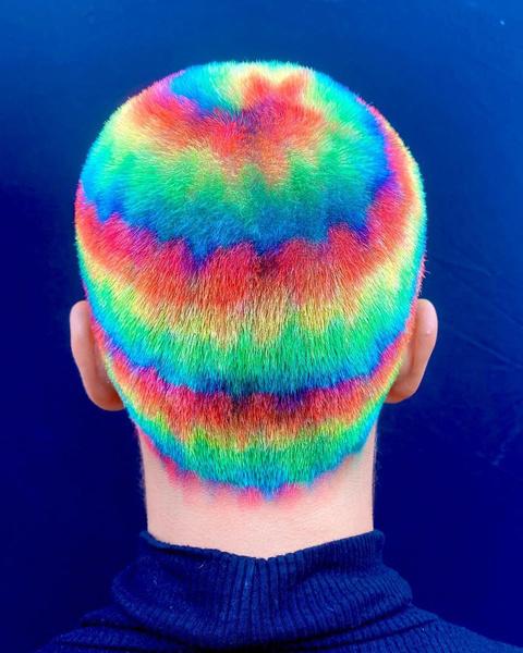 Фото №4 - Fabric-bleached hair: новый тренд в окрашивании волос