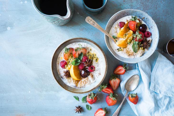 завтрак польза