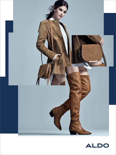 Фото №2 - Динамика и движение в новой рекламной кампании Aldo