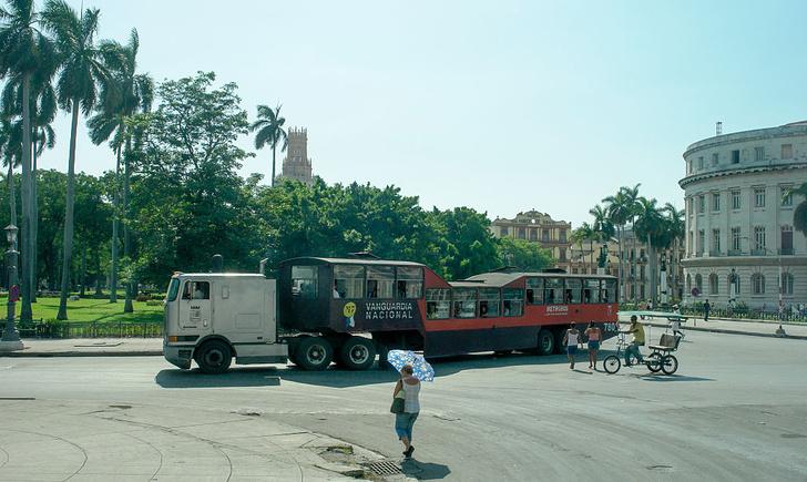 Фото №4 - Прокачу с ветерком! 10 аутентичных видов транспорта