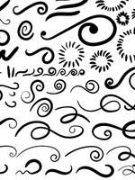 Волны, спирали, узоры