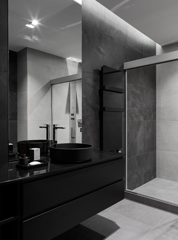 Фото №10 - Апартаменты в стиле минимализм на Маяковской