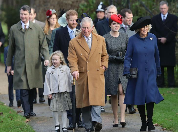 Фото №2 - Почему свадьба принцессы Евгении (уже) сплотила королевскую семью
