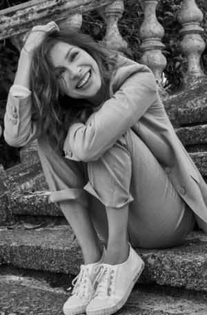 Фото №2 - Елена Подкаминская: о любимой укладке и уходе за волосами