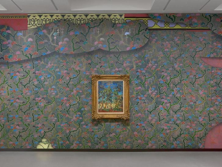 Фото №2 - Винсент Ван Гог и обои Лауры Оуэнс на выставке в Арле