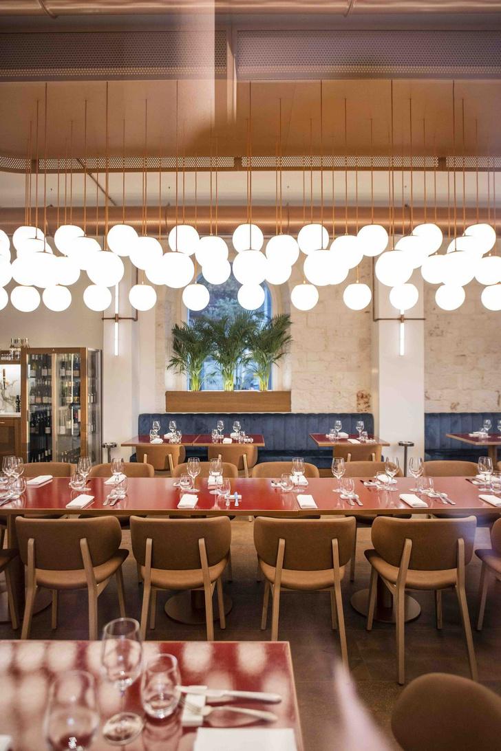 Фото №6 - Ресторан на месте старой электростанции в Италии