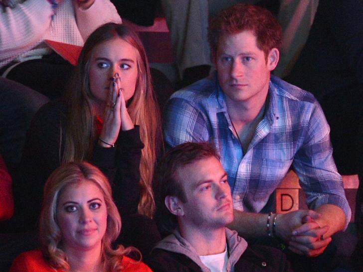 Фото №1 - Плохие перспективы: чем Кейт «отпугнула» бывшую возлюбленную принца Гарри