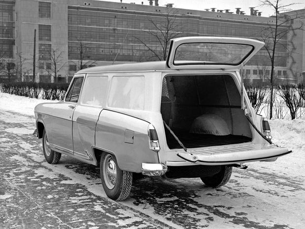 Фото №9 - Восемь историй о «Волге» ГАЗ-21
