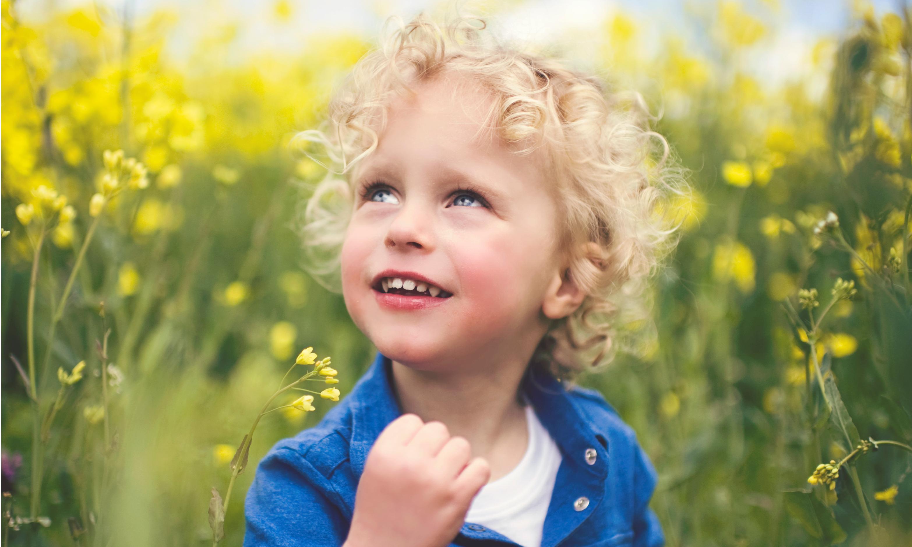 Детские имена, которые приносят счастье