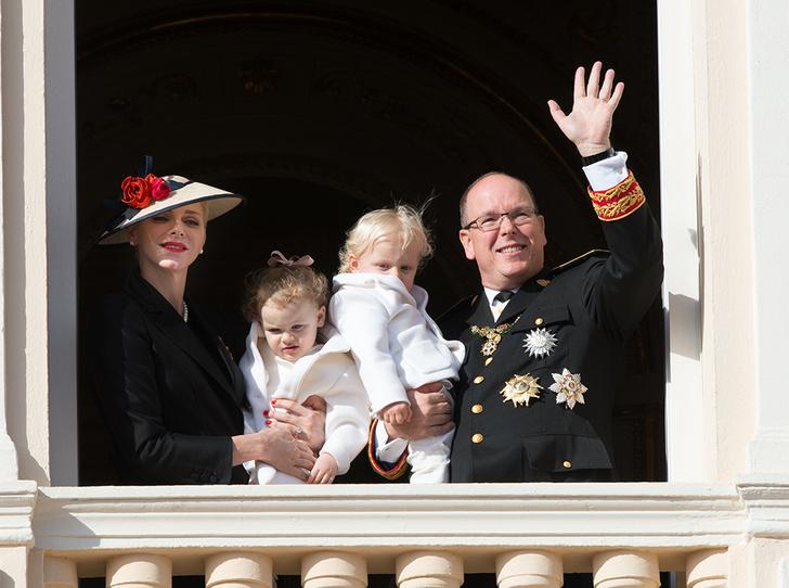 Фото №2 - Дерзкие и упрямые: княгиня Шарлен пожаловалась на близнецов