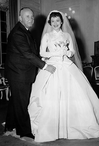 Фото №5 - Свадебное платье Dior на заказ