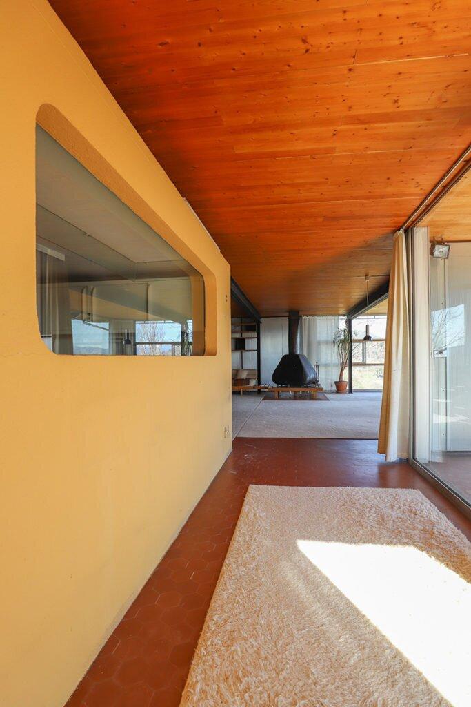 Фото №5 - Во Франции продается дом архитектора Жана Пруве
