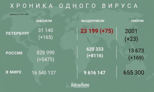 Фото №1 - Число умерших от коронавируса петербуржцев превысило 2 тысячи