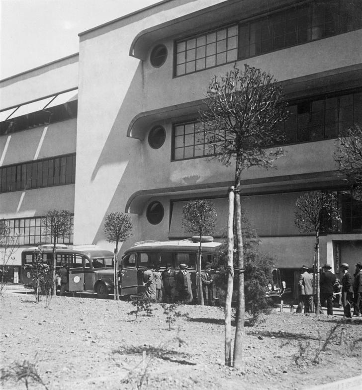 Фото №1 - Выставка «Индустриальная Италия 1920-1960» в МАММ