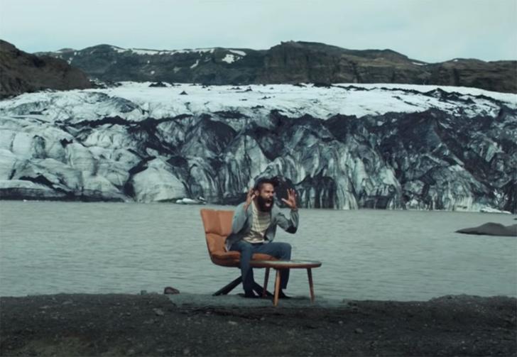 Фото №1 - Министерство туризма Исландии предложило любому человеку виртуально поорать в одном из живописных мест страны для снятия стресса (видео)