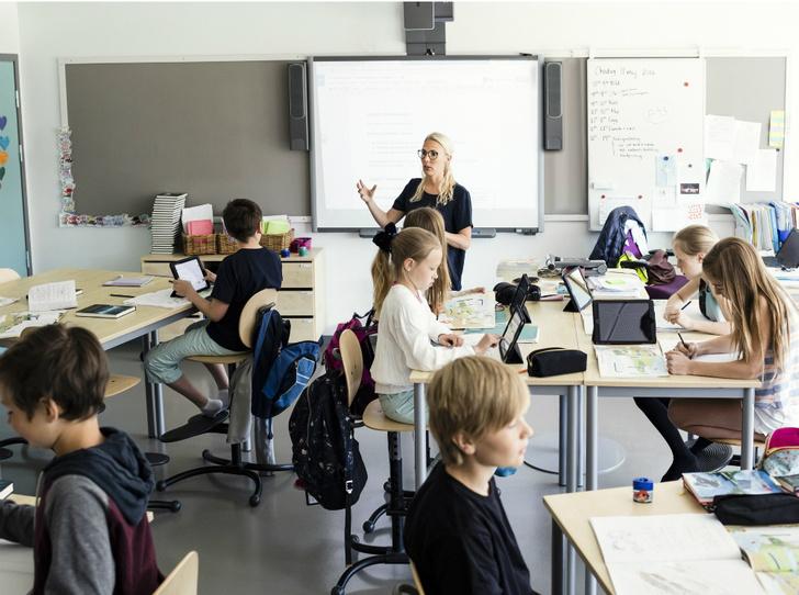 Фото №4 - Учеба в разных странах мира: 5 подходов к школьному образованию