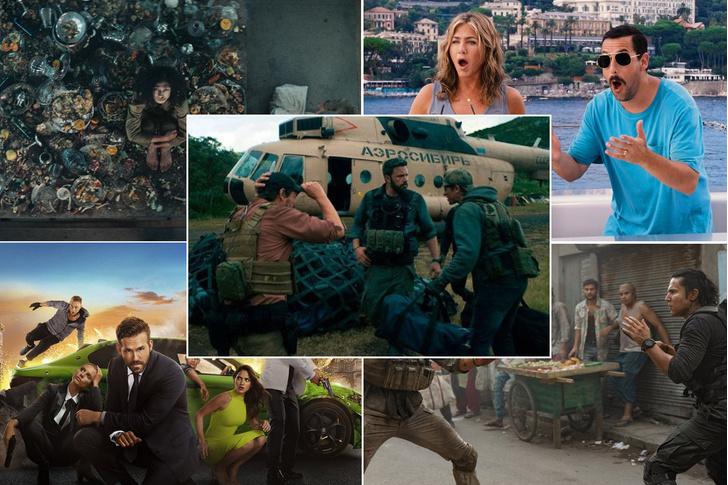 Фото №1 - 10 самых популярных фильмов Netflix