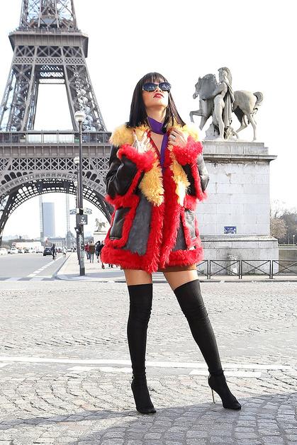 Miu Miu, Рианна (Rihanna)