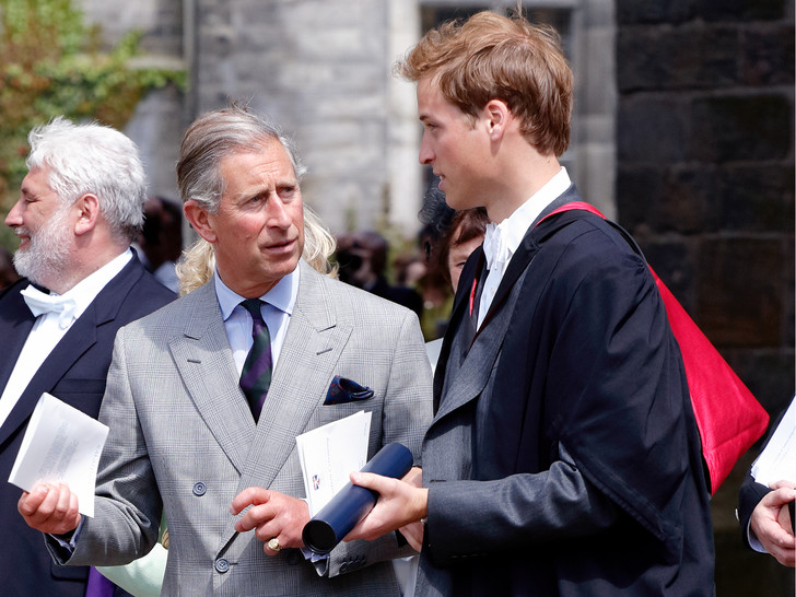 Фото №3 - Серьезная ошибка, от которой принц Чарльз предостерег принца Уильяма