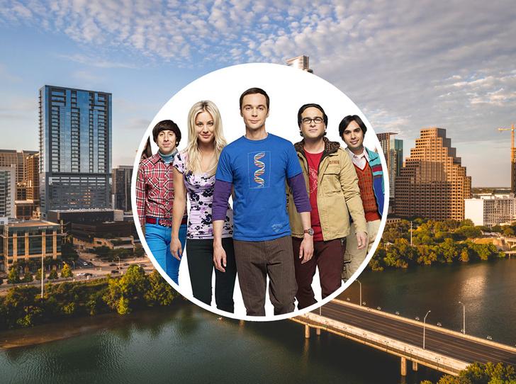 Фото №3 - Кинопутешествие: где отдыхали герои «Друзей», «Теории Большого Взрыва» и «Секса в большом городе»